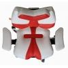 Детское кресло Kulik System Fly (бело-красный) # 1