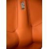 Детское кресло Kulik System TriO (бело -оранжевый) # 1