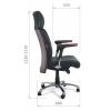 Офисное кресло руководителя CHAIRMAN 414 # 1