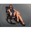 Массажное кресло-качалка EGO WAVE EG-2001 LUX  # 1