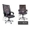 Офисное массажное кресло EGO BOSS EG1001 в комплектации LUX # 1