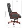 Офисное кресло руководителя CHAIRMAN 417 # 1