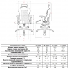 Компьютерное кресло DXRacer OH/KS06/N # 1