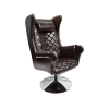 Офисное массажное кресло EGO Lord EG3002 Lux Шоколад # 1