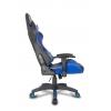 Кресло геймерское College CLG-801LXH Blue # 1