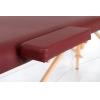Складной массажный стол  RESTPRO Classic 2 Wine Red # 1