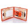 Складной массажный стол RESTPRO Classic 2 Orange # 1