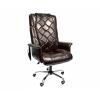 Офисное массажное кресло EGO PRIME EG1003  в комплектации ELITE (натуральная кожа) # 1