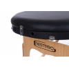 Складной массажный  стол RESTPRO VIP OVAL 3 Black # 1