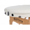 Складной массажный стол RESTPRO VIP OVAL 3 Cream # 1