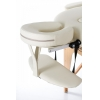 Складной массажный RESTPRO стол  VIP OVAL 2 cream # 1