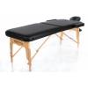 Складной массажный стол  RESTPRO VIP OVAL 2  black # 1