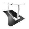 Стол компьютерный Arozzi Arena Gaming Desk- White # 1