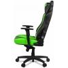 Кресло игровое Arozzi Vernazza Green # 1
