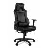 Кресло игровое Arozzi Vernazza Black # 1