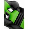Кресло игровое Arozzi Milano Green # 1