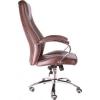 Офисное кресло EVERPROF LONG TM экокожа коричневый # 1