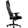 Кресло игровое Aerocool AC220-BW black/white # 1