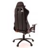 Кресло игровое Everprof Lotus S2 Экокожа Черный/Оранж # 1