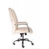 Офисное кресло EVERPROF Kent TM экокожа кремовый # 1