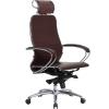 Офисное кресло Samurai K-2.04 с 3D подголовником (МЕТТА) # 1