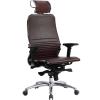 Офисное кресло Samurai K-3.04 с 3D подголовником (МЕТТА) # 1