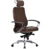 Офисное кресло Samurai KL-2.04 с 3D подголовником (МЕТТА) # 1