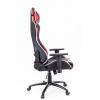 Кресло игровое Lotus Everprof S11 Экокожа Красный # 1