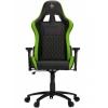 Кресло игровое HHGears XL500 BG, Black Green # 1
