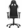 Кресло игровое HHGears XL500 BW, Black White # 1
