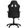 Кресло игровое HHGears SM115_BG, Black Green # 1