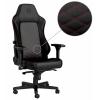 Кресло игровое Noblechairs HERO (NBL-HRO-PU-BRD), Black red # 1