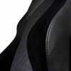Кресло игровое Noblechairs HERO (NBL-HRO-PU-BBL), Black blue # 1