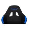 Кресло игровое AKRacing K7012, Black-blue # 1