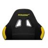 Кресло игровое AKRacing K7012, Black-yellow # 1