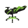 Кресло игровое AKRacing Premium Plus Black Green  # 1