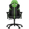 Кресло игровое Vertagear SL5000 Black Green   # 1