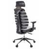 Офисное кресло EVERPROF ERGO Black Экокожа # 1